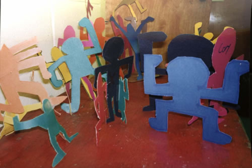 Figure Cut-Outs
