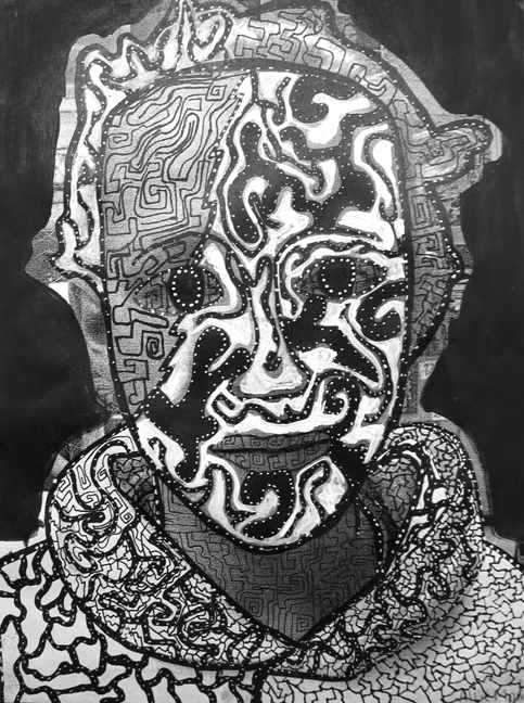 Keith Haring and Aborignal Art