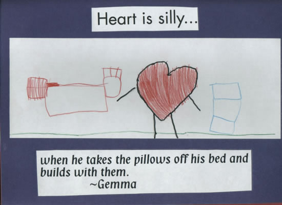 A Book About Heart