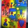 Keith Haring and Graffiti