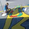Street Art and Hopscotch