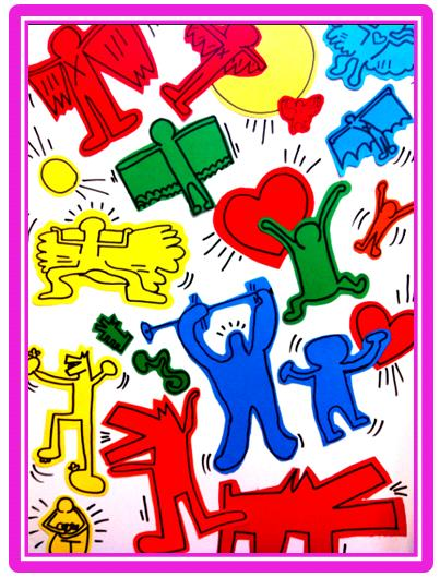 Introducing Keith Haring