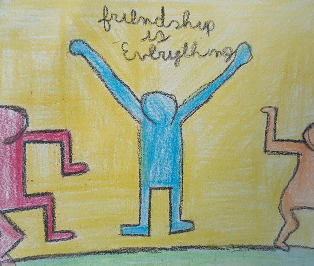 Keith Haring Murals